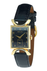 "American Hamilton ""Robert"" Model Wrist Watch"