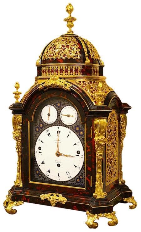 English 4-tune Musical Bracket Clock