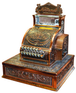 American Candy Store Cash Register