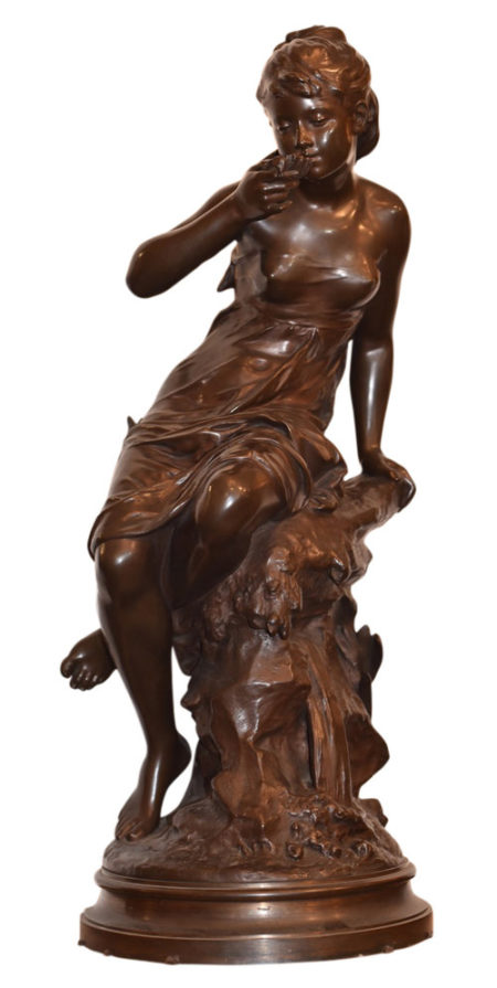 French Bronze Sculpture
