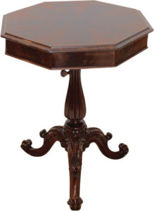 English Parlor Table