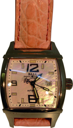 Ball Lady Conductor Wrist Watch