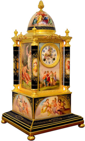 Austrian Royal Vienna Clock