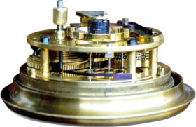English Marine Chronometer