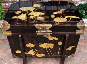 Japanese Laquer Chest