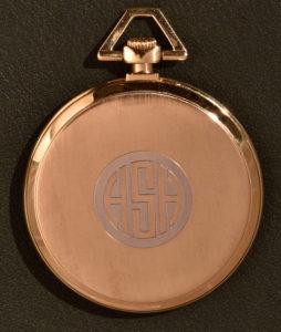 Jules Jurgensen Digital Pocket Watch