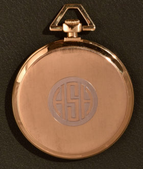 Jules Jurgensen Digital Pocket Watch