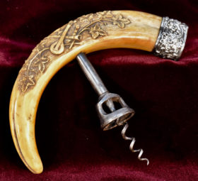 Boar Tooth Corkscrew