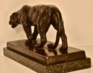Austrian Bronze Sculpture