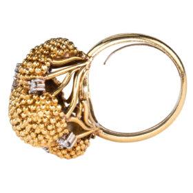 Cauliflower Style Ring