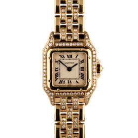 Cartier Panth?re Wrist Watch