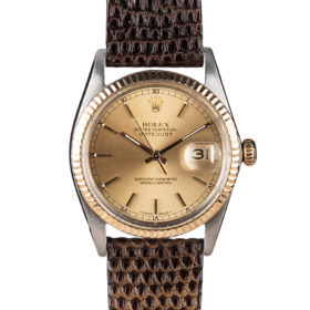 Rolex Datejust Wrist Watch