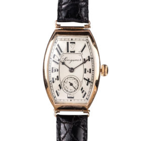 Longines Art Deco Wrist Watch