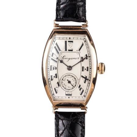 Longines Art Deco Wrist Watch