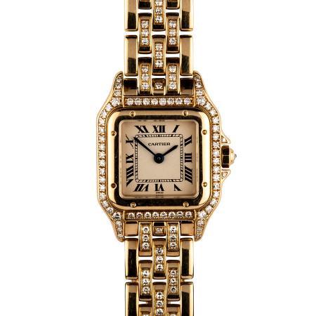 Cartier Panth?re Wrist Watch