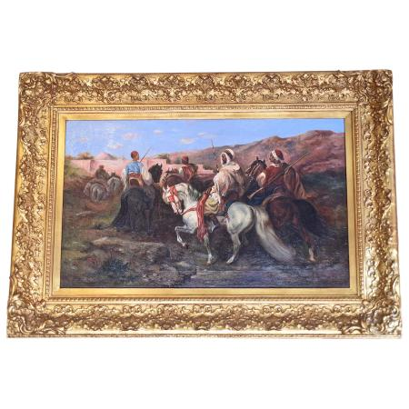 antique-painting-DSHA71