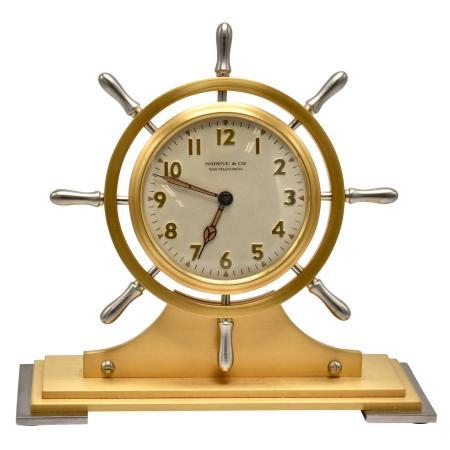 antique-clock-SSHOC136-1