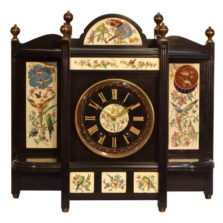 antique-clock-WIAU27P-2 a