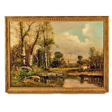 antique-painting-AJAU194AP-1